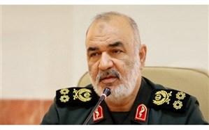 فرمانده کل سپاه درگذشت مادر شهیدان حیدریان را تسلیت گفت