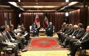 آبه شینزو در دیدار روحانی: توکیو تمام توانش را برای کاهش تنش در منطقه بکار خواهد گرفت