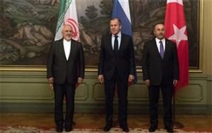 بیانیه مشترک وزرای خارجه ایران، روسیه و ترکیه درباره کمیته قانون اساسی سوریه
