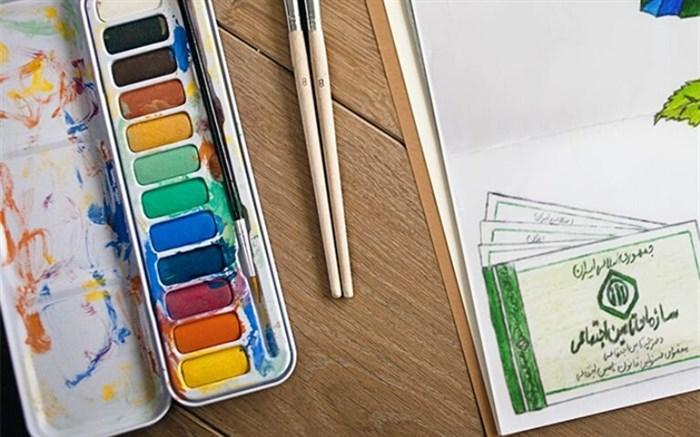 دانش آموز گیلانی در مسابقه نقاشی حائز رتبه کشوری شد