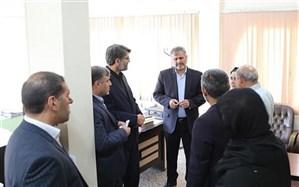 بازدید سرزده دادستان تهران از دادسرای ناحیه ۳۸ جرایم امنیت اخلاقی
