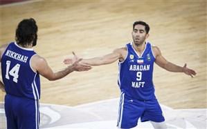 بسکتبال قهرمانی باشگاههای آسیا؛ صعود نماینده ایران به نیمه نهایی قطعی شد