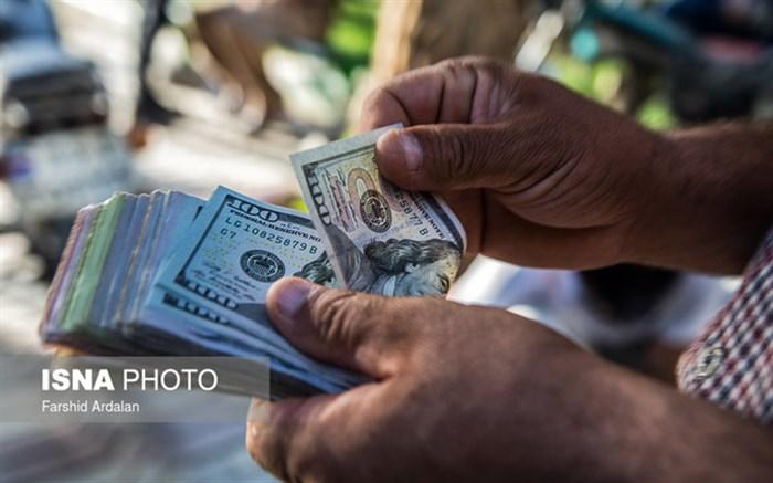خریدار دلار