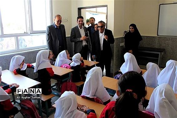افتتاح دو مدرسه خیرساز در ارومیه