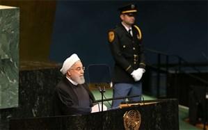 روحانی: به جای نمایش مذاکره به واقعیت مذاکره برگردید