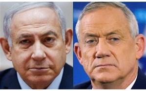 شکست نتانیاهو در مقابل رقیب خود