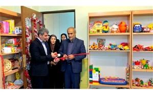 اتاق  «بازیدرمانی» در مدرسه استثنایی مردانی آذر تبریز افتتاح شد