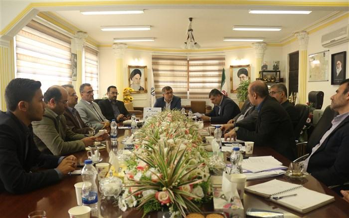 جلسه شورای برنامه ریزی سازمان دانش آموزی استان گیلان برگزارشد