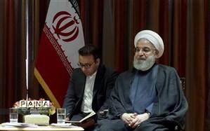 روحانی با نخست وزیر هند ملاقات کرد