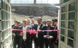 افتتاح مدرسه ابتدایی 2 کلاسه طالب کندی درمنطقه ارشق