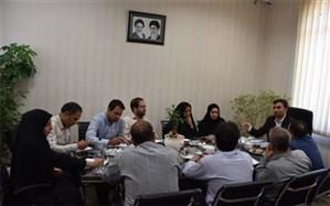 برگزاری جلسه هماهنگی عوامل اجرایی ستاد انتخابات در پاکدشت