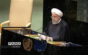 روحانی ساعت ۹ امشب در سازمان ملل سخنرانی میکند