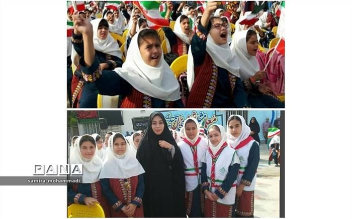 بومی سازی لباس فرم مدارس استان گلستان