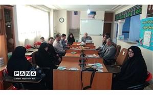 برگزاری چهارمین جلسه فعالین قرآنی در شیروان