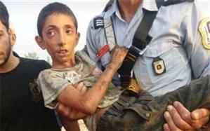 دستگیری مادری که کودک ۹ ساله خود را به چاه انداخت