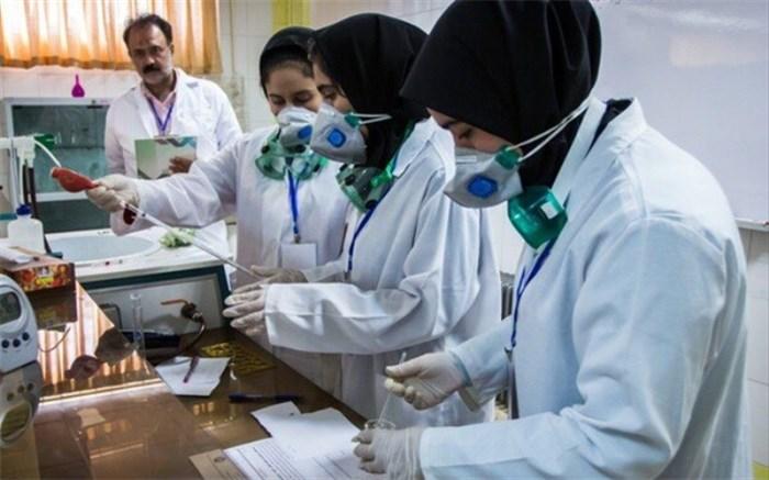 تاسیس شبکه آزمایشگاهی