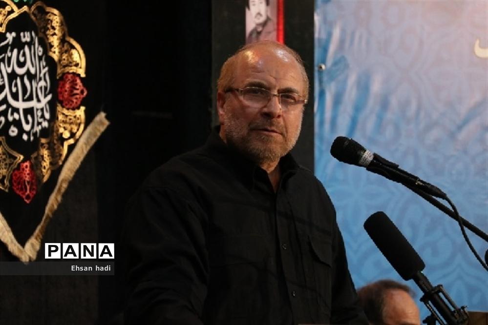 همایش حماسه مقاومت با حضور دکتر محمد باقر قالیباف