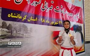 قهرمانی دانش آموزان تربت حیدریه در مسابقات کاراته