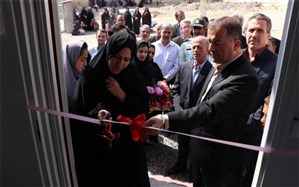 مدرسه خیرساز زندهیاد ایرج ابیلیپور روستای بیگ بلاغی میانه افتتاح شد