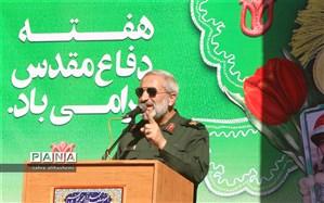 فرمانده سپاه محمد رسول الله (ص):  موتور محرکه امید را باید در مدارس روشن نگه داشت