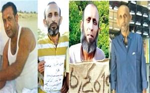گروگان آزادشده از دست دزدان دریایی: برای زنده ماندن برگ میخوردیم