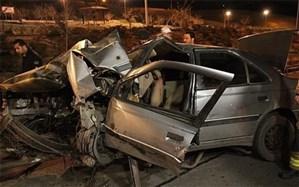مرگ نوجوان ۱۵ ساله در جنون سرعت راننده ۱۶ ساله