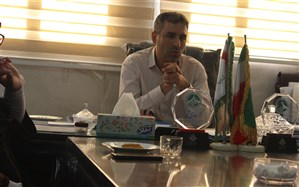 دومین جلسه هیات رئیسه مجمع مربیان و پیشتازان استان  زنجان برگزار شد