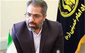 مراسم هفته دفاع مقدس در کمیته امداد  امام خمینی (ره)زنجان برگزار شد