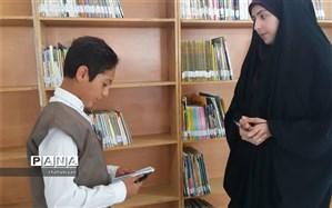 نیمی از اعضای کتابخانه های کاشمر کودکان و نوجوان هستد