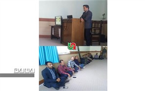 کارکنان اداره راهداری وحمل ونقل جاده ای شهرستان شیروان وفاروج رانندگی تدافعی را فرا گرفتند