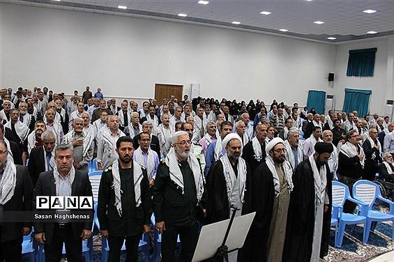 همایش پیشکسوتان عرصه جهاد و شهادت دراسلامشهر