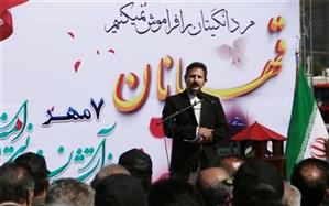 شهردار تبریز خبر داد: 2 ایستگاه جدید آتش نشانی در تبریز درحال احداث است