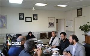 جلسه هماهنگی در خصوص برگزاری جشن عاطفه ها در منطقه 14