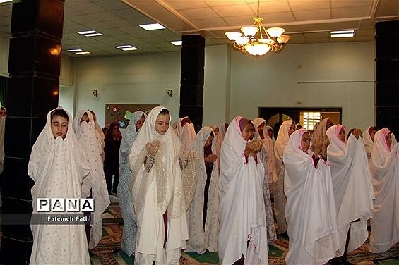 برگزاری طرح یاوران نماز در چهاردانگه