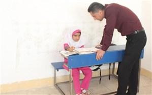 سرپرست آموزش و پرورش شهرستان دیلم از مدارس روستایی و چند پایه بازدید کرد