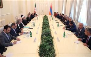 روحانی: قرارداد تهاتر گاز و برق با ارمنستان به حوزه کالا و خدمات گسترش یابد