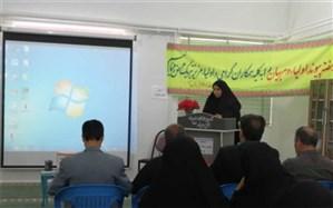 انتخابات انجمن اولیا ومربیان در مدارس ابرکوه برگزارشد.