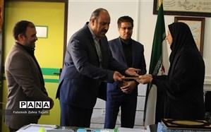 مدیر جدید سازمان دانشآموزی شهرستان سمنان معرفی شد