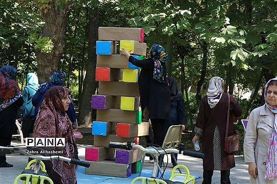 همایش فعالیتهای ورزشی بازنشستگان فرهنگی شهر تهران