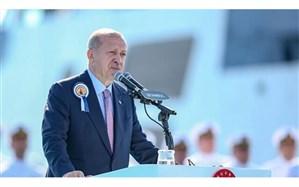 اردوغان: احتمال ایجاد تغییرات ریشهای در ساختارهای جهان وجود دارد