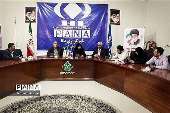 حضور مدیرکل پاسخگویی به شکایات وزارت آموزش و پرورش در سازمان دانشآموزی آذربایجان غربی