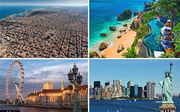 پردرآمدترین شهرها