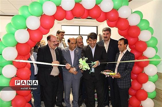 افتتاح دبستان دانش در ناحیه 2 یزد