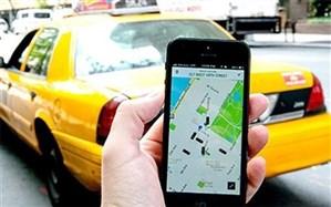 فعالیت تاکسیهای اینترنتی پلاک شهرستان در پایتخت ممنوع شد