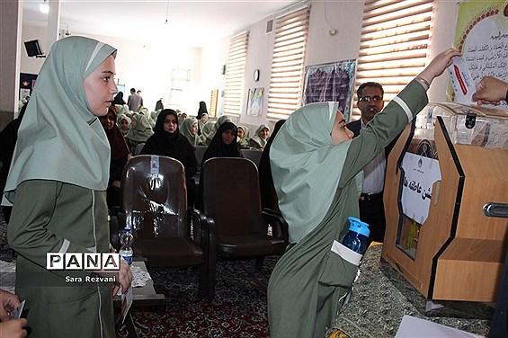 مراسم مهر عاطفه ها در اسلامشهر