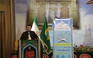 مسیبزاده: برنامه درس هایی از قرآن توفیقی  برای خدمت گذاری است