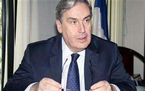 سفیر فرانسه: مکرون به دنبال برقرار آتشبس اقتصادی میان ایران و آمریکاست