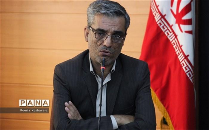 رئیس اداره انجمن اولیا و مرببان فارس
