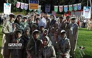 کسب مقام اول کشوری دختران پیشتاز استان کرمان