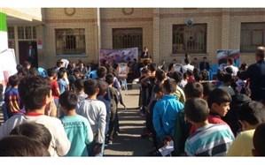 برگزاری جشن عاطفه ها در مدارس شهرستان چایپاره